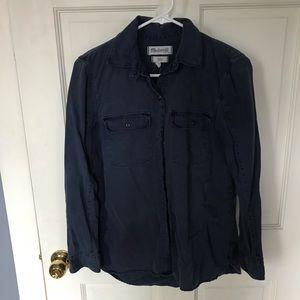Madewell work shirt